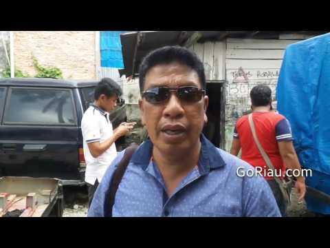 Video: Kronologi Penangkapan Pembacok Pemilik Bengkel Jalan Hang Tuah Tenayanraya di Wisma Jalan Nangka Pekanbaru, Siang Tadi
