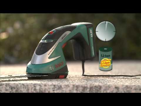 Bosch ASB 10.8 LI Set (Taille-haies sans fil)