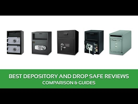 Best Depository and Drop Safe | An Incredibly Easy Method That Works For All – 2018
