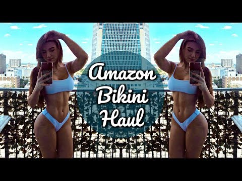 Amazon Bikinis Under $20 | NO BS review | Brazilian, Cheeky, & Full Coverage Try On Haul