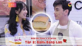Dieu Nhi Food's story (Engsub) | Ep 2: Khám phá tiệm bánh hot nhất Sài Gòn Le Castella cùng Diệu Nhi