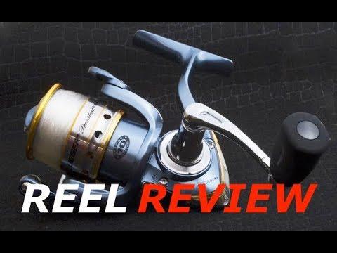 Pflueger President Spinning Reel Review – Best Reel for $50!