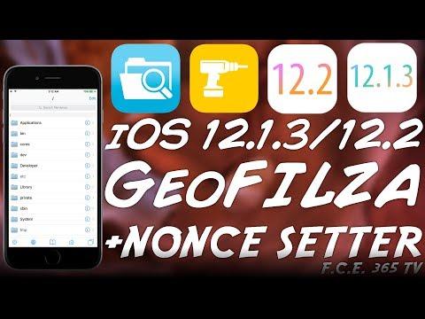 iOS 12 2 / 12 1 4 / 12 1 3 FILZA No Jailbreak And