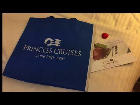 Cruise Review: Sapphire Princess E205