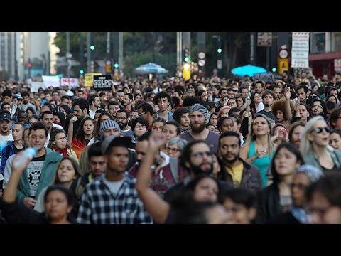Βραζιλία: Αποδοκιμάστηκε ο Τέμερ