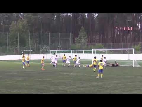 Gol | PEDRÃO | 15.12.2018 - Campeonato Português Sub-19 | União Leiria 3 x 1 Estoril