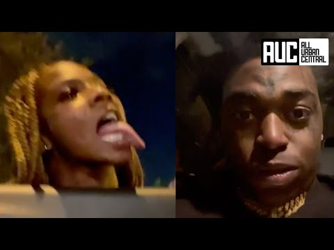 Freaky Exorcist Fan Don't Believe Its Really Kodak Gives Him A Hard Time At Drive Thru
