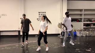 Usher - Scream dance | Aleah Mo Choreography