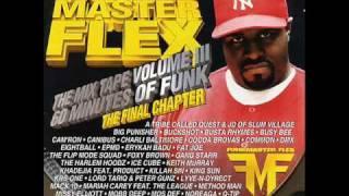 Funkmaster Flex - Canibus Freestyle