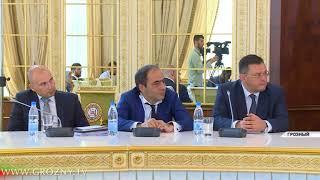 Рамзан Кадыров и Александр Матовников посетили ряд религиозных объектов Грозного