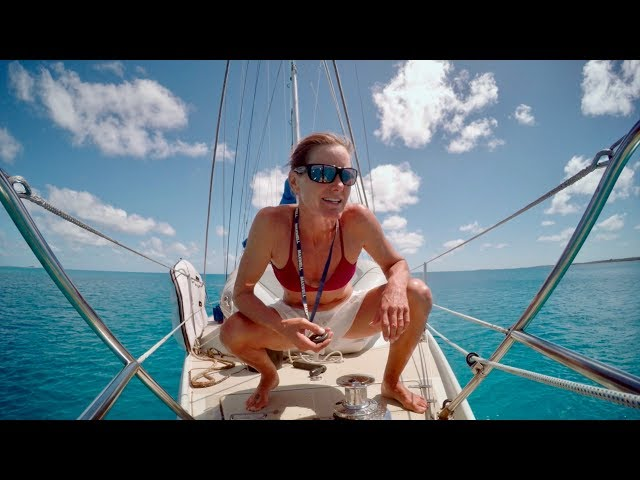 More Atoll Adventures - (Two Afloat Sailing)