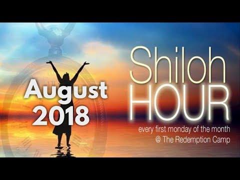RCCG August 2018 SHILOH HOUR