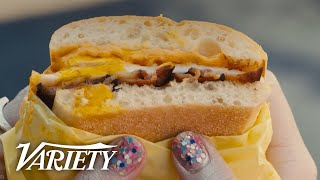 How To Make Harley Quinns Delicious Egg Sandwich From Birds Of Prey