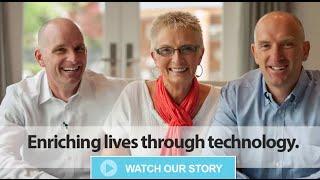 Home Health Care Platform video