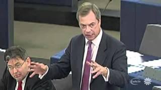 Nigel Farage: EU kills democracy in Greece
