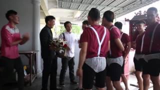 Cheong Wei Kit & Chan Kai Ling Wedding