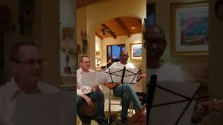 "Larry and Greg, ""All I Have To Do Is Dream"" (Everly Brothers cover)"