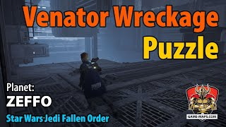 Video Venator Wreckage Puzzle Walkthrough
