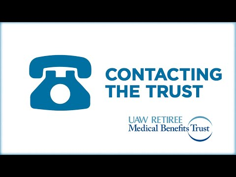 Contacting the Trust