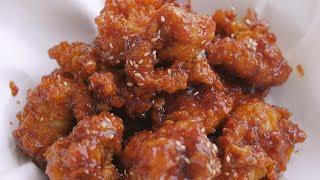 Korean Fried Chicken 4 Ways | Honeykki