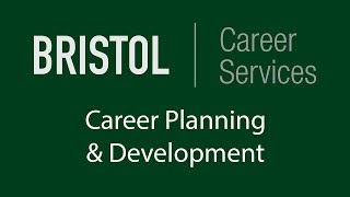 Career Services: Career Planning and Development