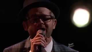 Josh Kaufman:  'I Can't Make You Love Me' -The Voice Top 8