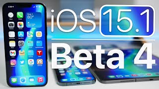 iOS 15.1 Beta 4 is Out! - What's New?