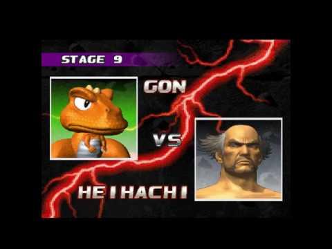 Download Tekken 3 Gon Video 3GP Mp4 FLV HD Mp3 Download - TubeGana Com