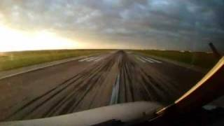 preview picture of video 'HeroCam  TAKE OFF A-320 SLVR'
