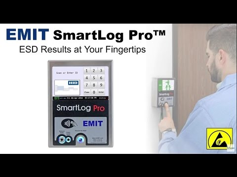 EMIT SmartLog Pro® with Proximity and Barcode Readers
