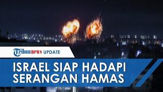 Gempur Gaza Lewat Udara Pagi Ini, Tentara Israel Siapkan Skenario Serangan dari Hamas