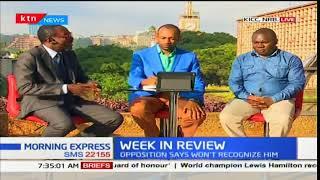 Week in Review:President Uhuru Kenyatta to be sworn in on Tuesday