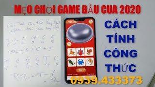 hack bau cua !! Cách Tính công thức game bầu cua hach bịp trên điện thoại Rất đơn giản và chuẩn xác