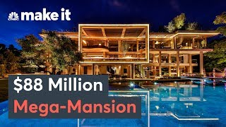 This LA. megamansion is listed for $88 million