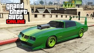 GTA 5 Online - How To Find An Imponte Phoenix