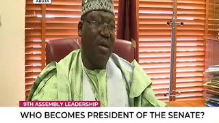 9th Assembly: Who becomes  President of the Senate?