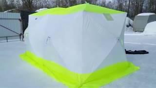 Палатка стэк куб 3 дубль