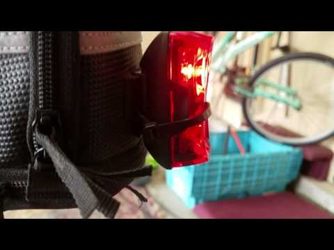 Portland Design Works Tail Light Vs Cateye Tail Light Mini Review