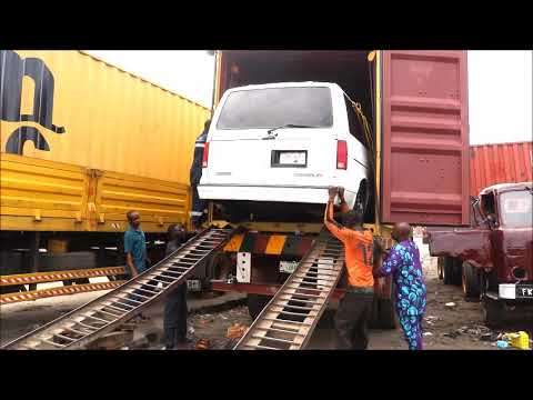 THRONE AUTOS VEHICLES & CARGO OFFLOAD