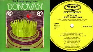 Donovan – Hurdy Gurdy Man (1968)