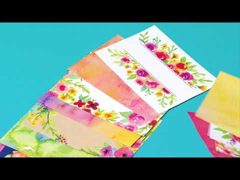Blossom & Bloom by Lindsey Serata | Sizzix