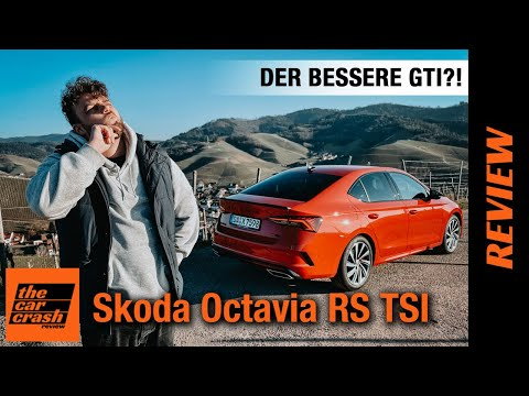 Skoda Octavia RS TSI (2021) im Test: TDI, iV, Limousine, Combi oder GTI? 💥🤯💨 Fahrbericht | Review