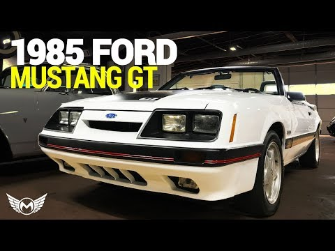 Video of '85 Mustang GT - PYAY