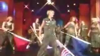 """""""America A O"""" on Regis & Kelly"""