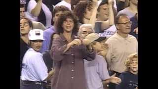 Macarena dance record set at Yankee Stadium