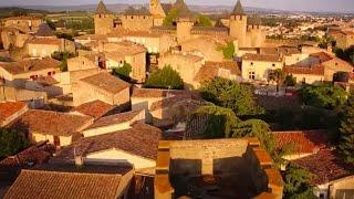 Cité de Carcassonne / France TV Sport / Tour de France 2014