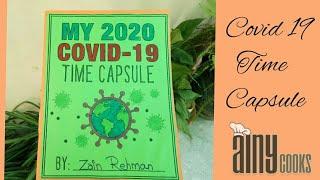 My 2020.... Covid_ 19.....Time Capsule by Zain Rehman
