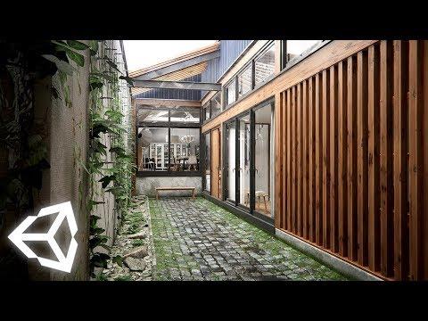 INSANE GRAPHICS IN UNITY 2018! | Interior Demo with ArchVizPRO (VR-friendly!)