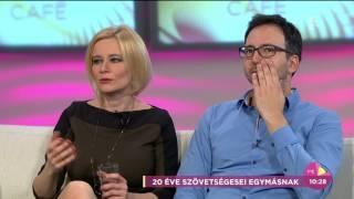 Völgyesi Gabi és Férje Nem Teljesen ért Egyet A Gyereknevelésben - Tv2.hu/fem3cafe