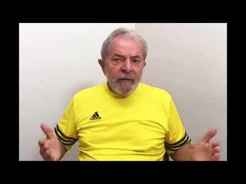 Da cadeia, Lula vai comentar Copa através de cartas em programa de TV